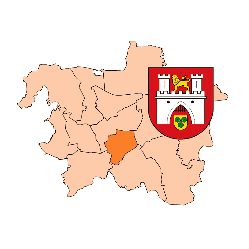 Badge of South-City-Bult