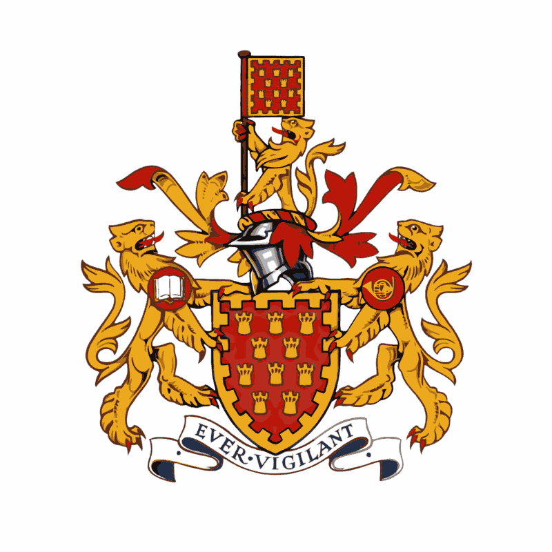 Badge of Greater Manchester
