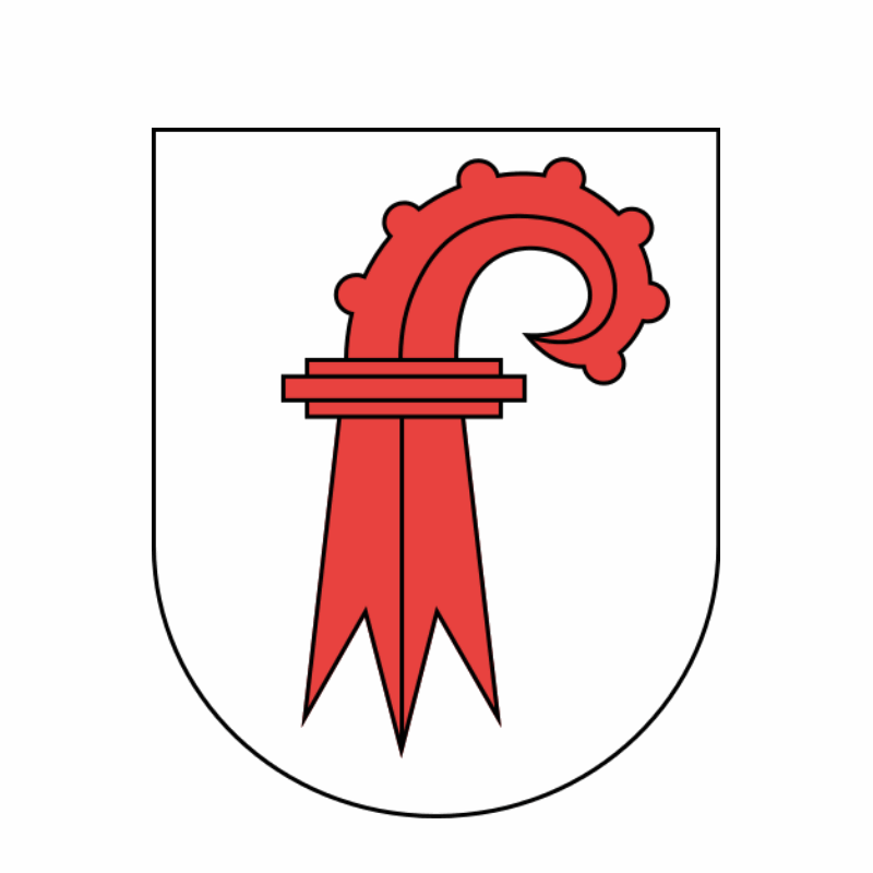 Badge of Basel-Landschaft