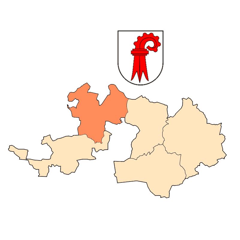 Badge of Bezirk Arlesheim