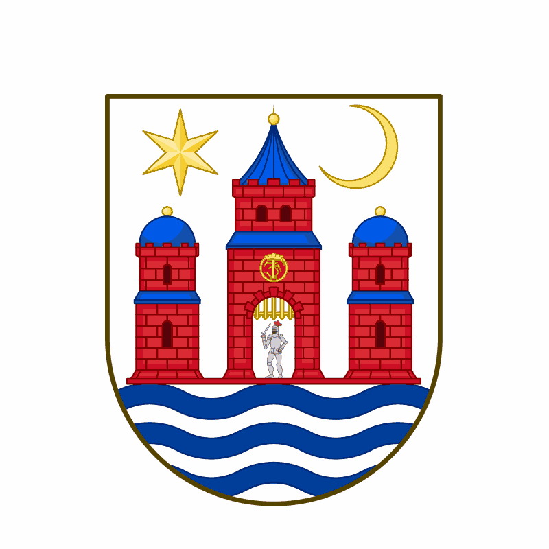 Badge of Copenhagen Municipality