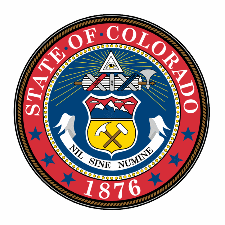 Badge of Colorado