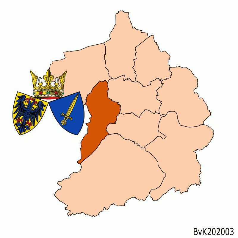 Badge of Stadtbezirk III