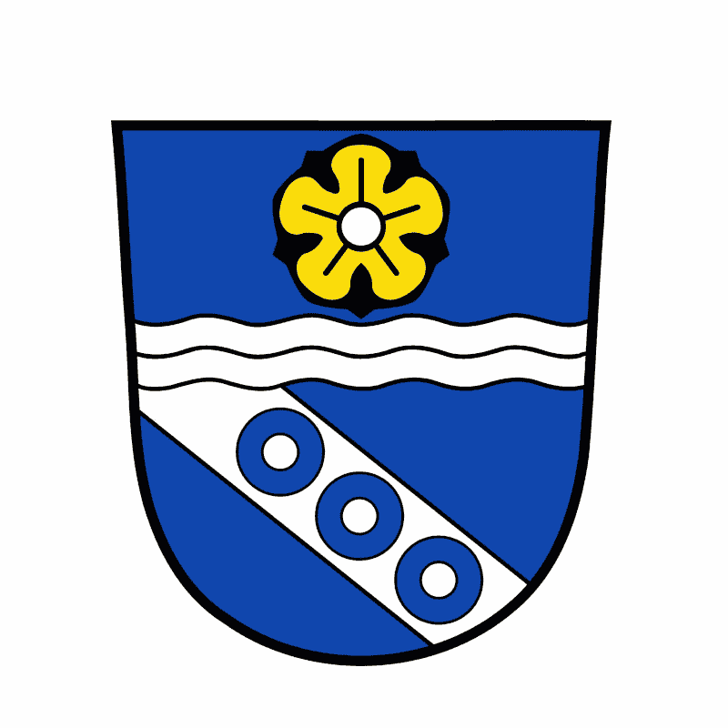 Badge of Hausen b. Würzburg