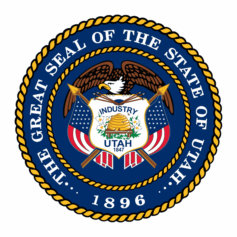 Badge of Utah