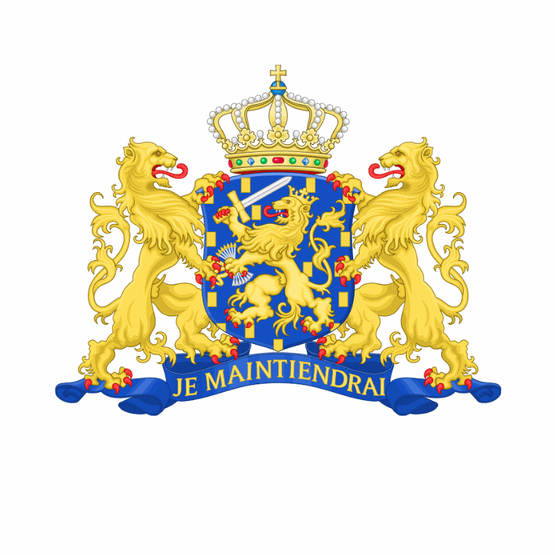 Badge of The Netherlands