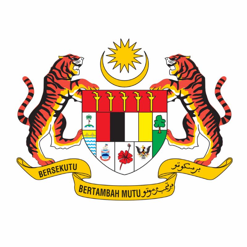 Badge of Malaysia