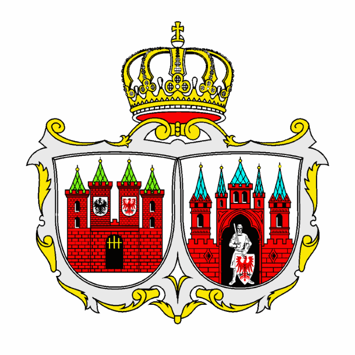 Badge of Brandenburg an der Havel