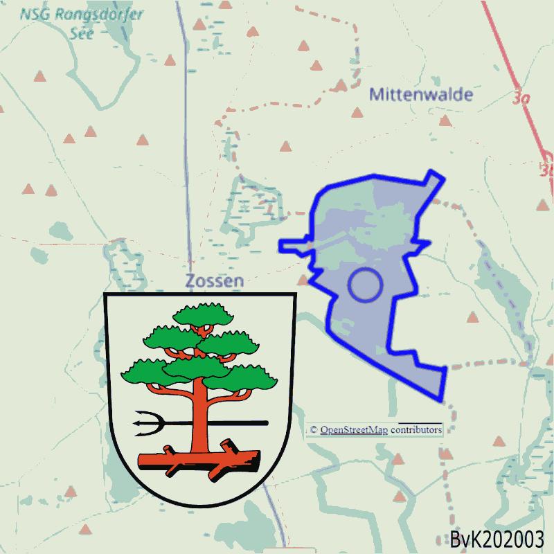 Badge of Schöneiche