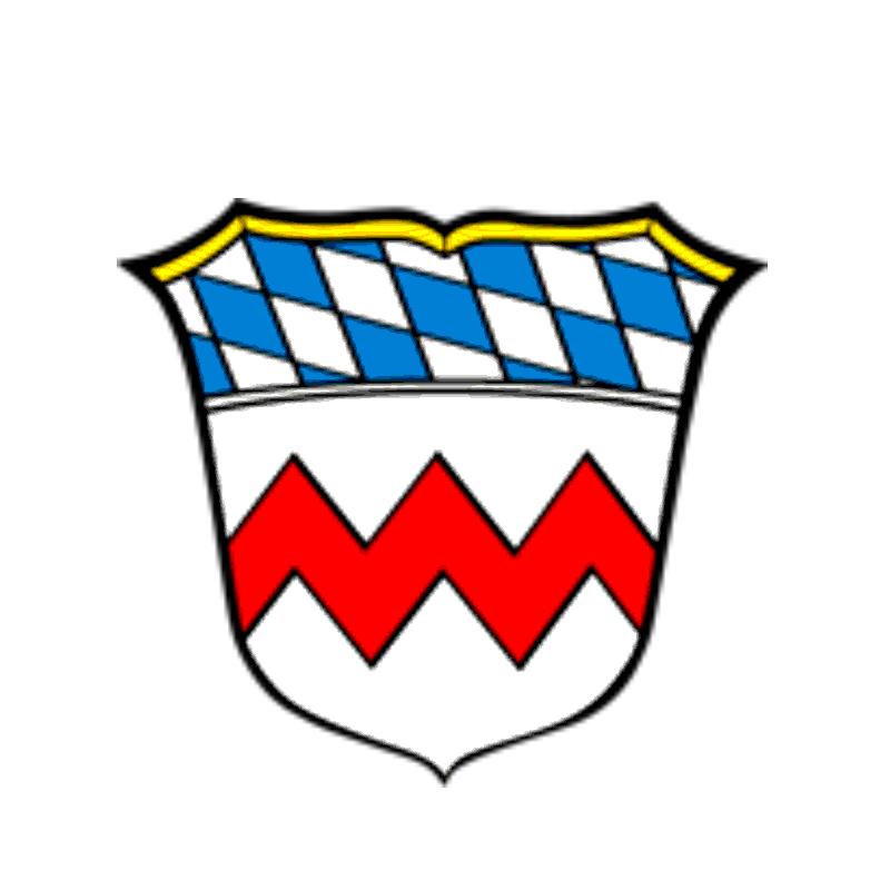 Badge of Landkreis Dachau