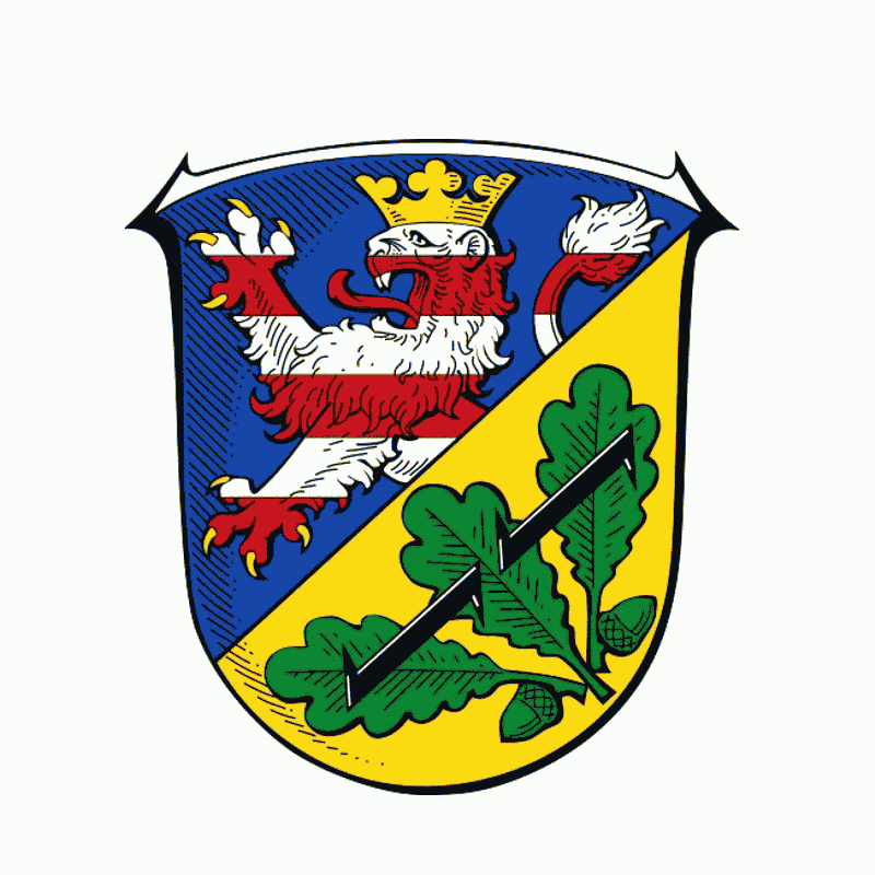 Badge of Landkreis Kassel