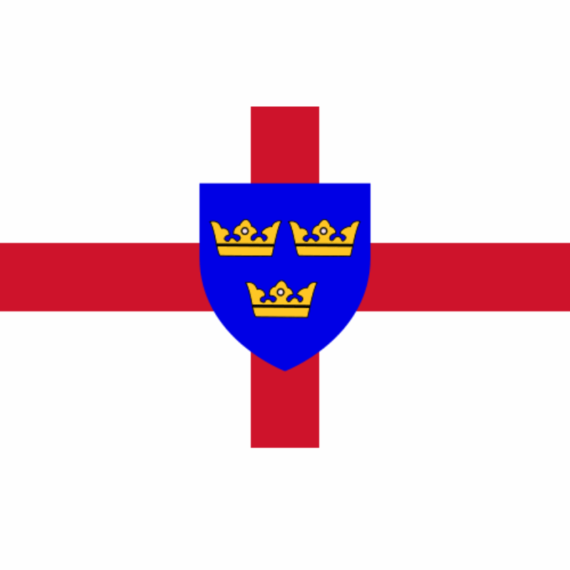 Badge of East of England