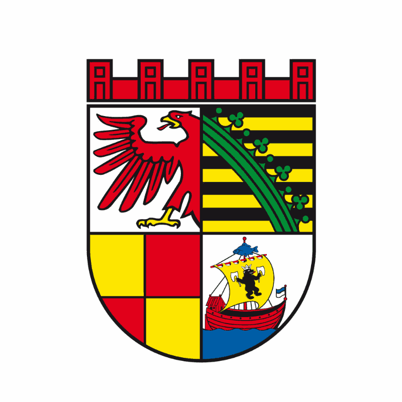 Badge of Dessau-Roßlau
