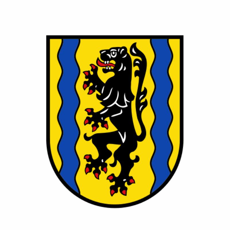 Badge of Landkreis Nordsachsen