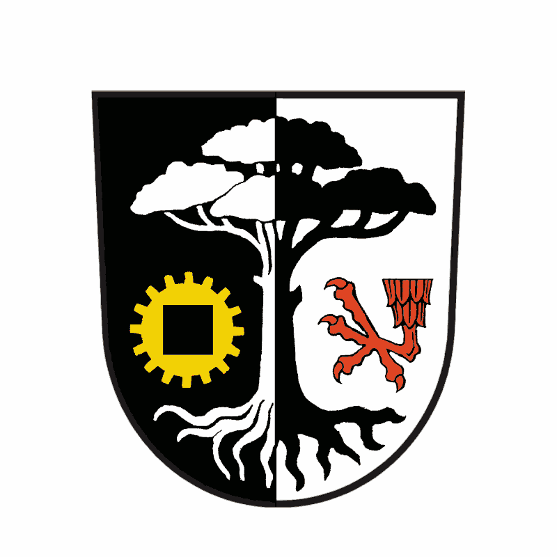 Badge of Ludwigsfelde