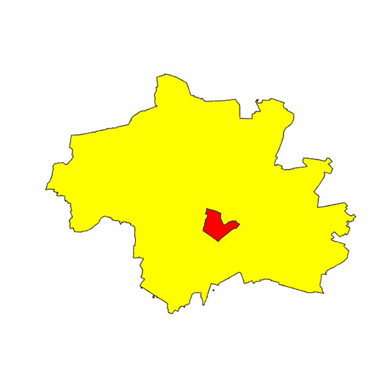 Badge of Stadtbezirk 02 Ludwigsvorstadt-Isarvorstadt