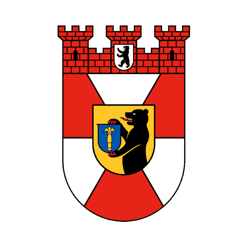 Badge of Mitte