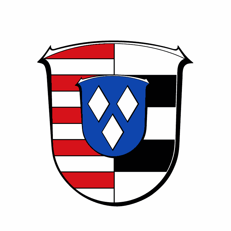 Badge of Kreis Groß-Gerau