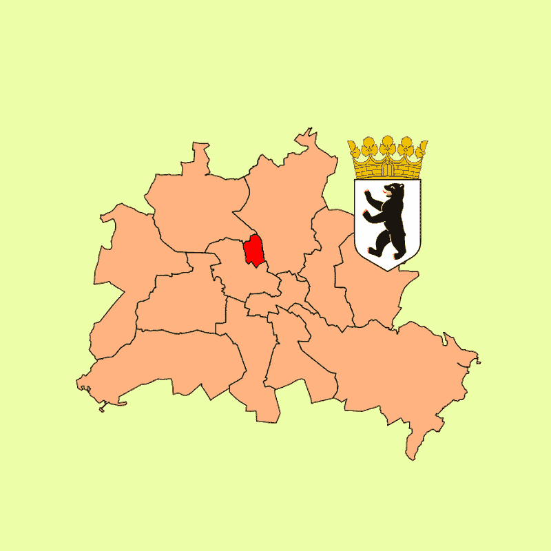 Badge of Gesundbrunnen
