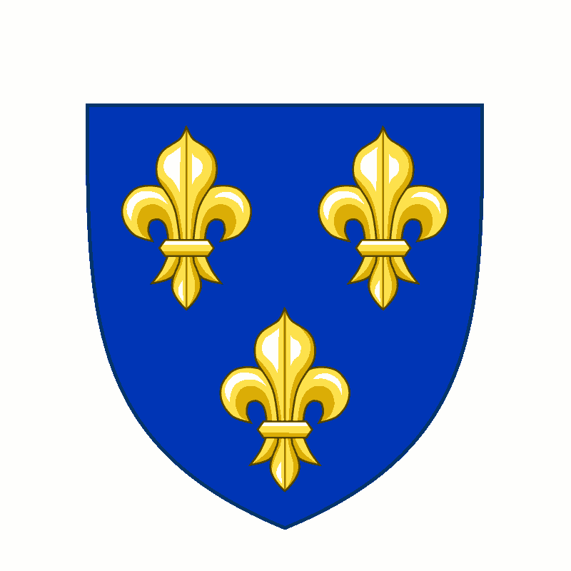 Badge of Ile-de-France