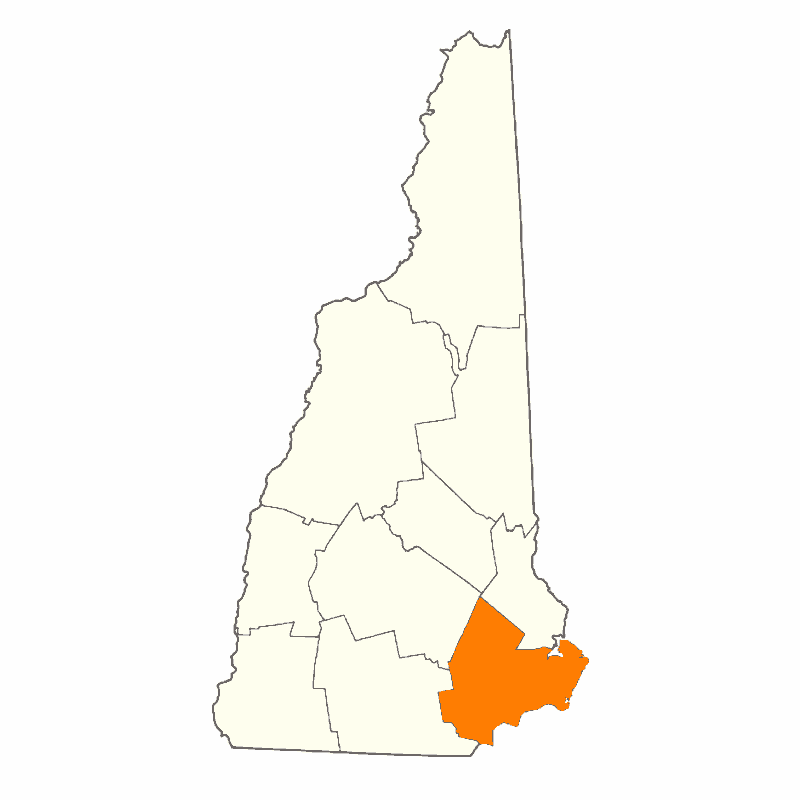Badge of Rockingham County