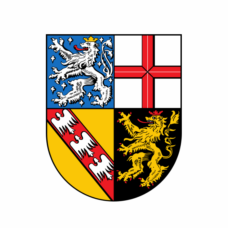Badge of Saarland