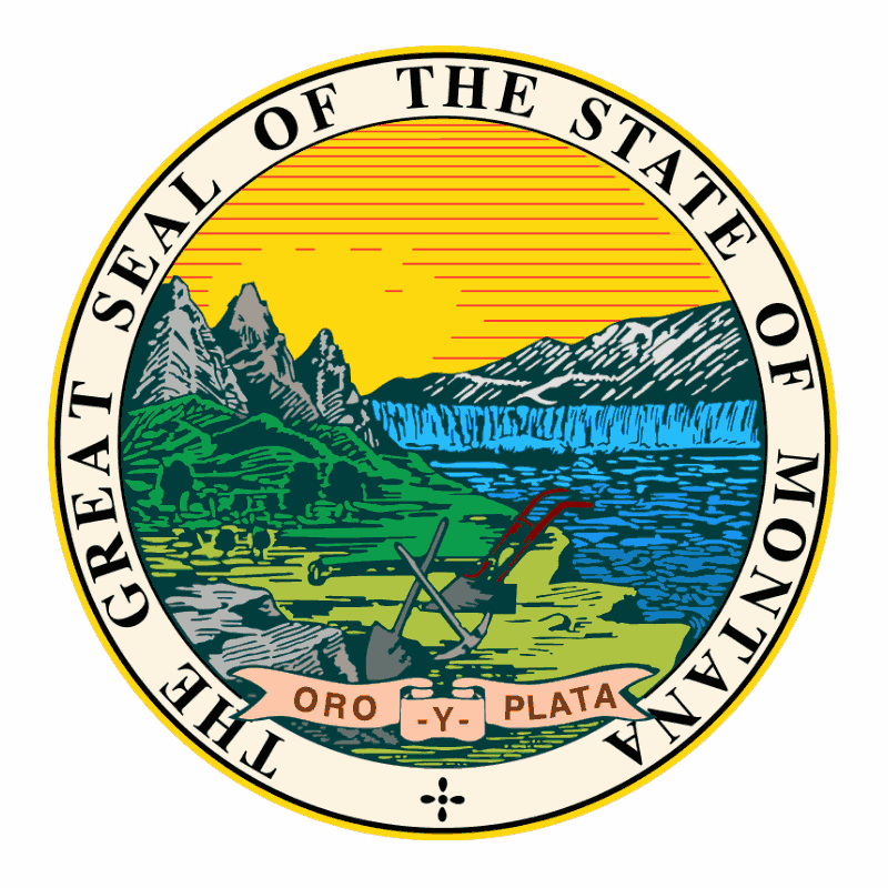 Badge of Montana