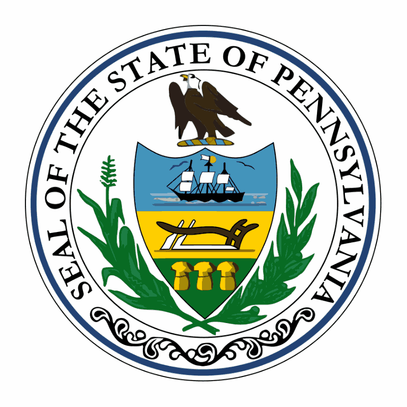 Badge of Pennsylvania