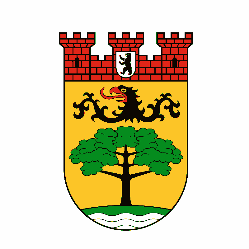 Badge of Steglitz-Zehlendorf