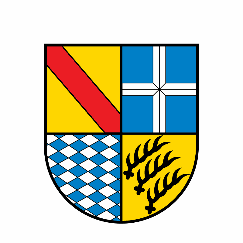 Badge of Landkreis Karlsruhe