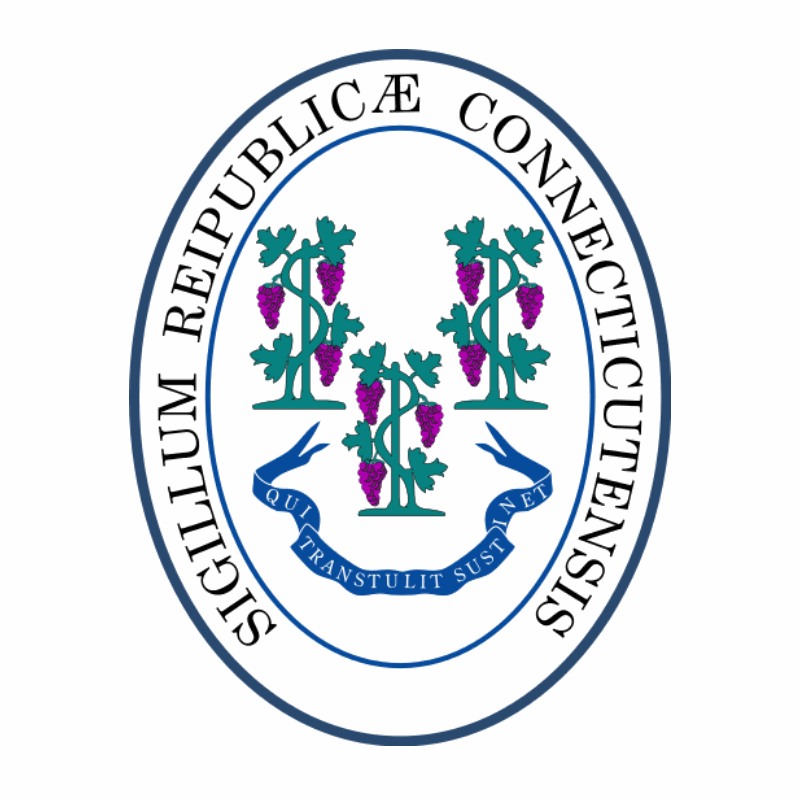 Badge of Connecticut
