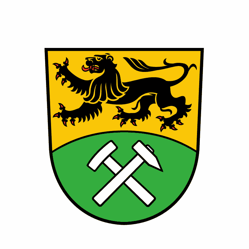 Badge of Erzgebirgskreis