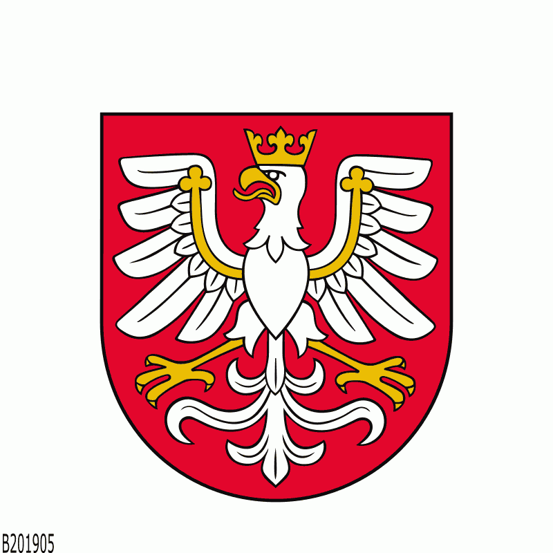 Badge of Lesser Poland Voivodeship