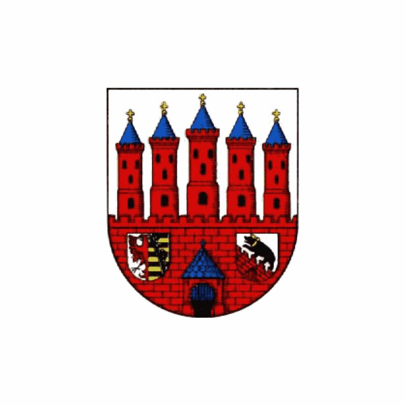 Badge of Zerbst/Anhalt