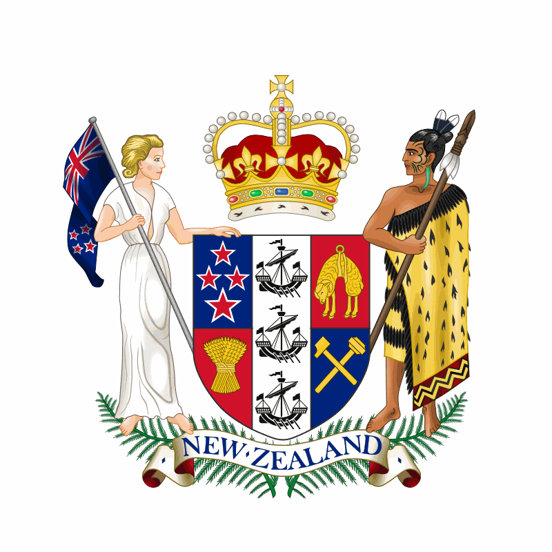 Badge of New Zealand