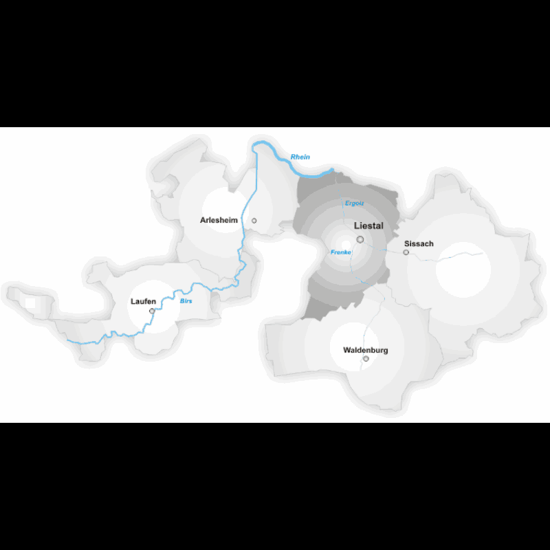 Bezirk Liestal