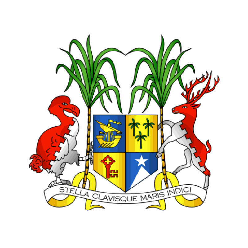 Badge of Mauritius
