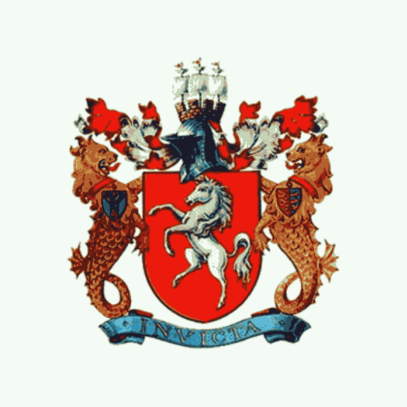Badge of Kent