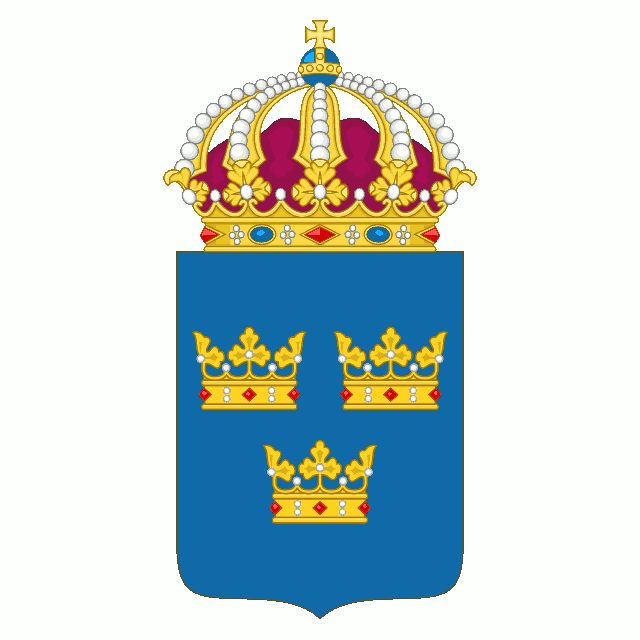 Badge of Sweden