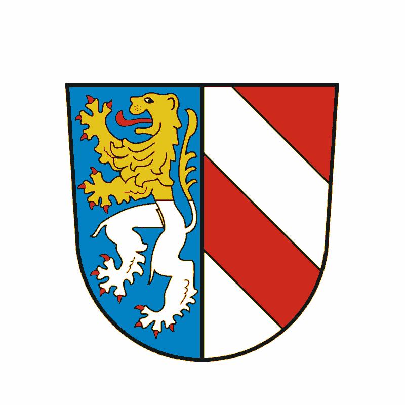 Badge of Landkreis Zwickau