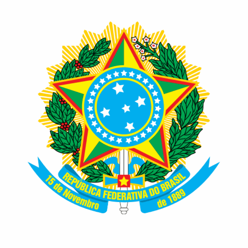 Badge of Brazil
