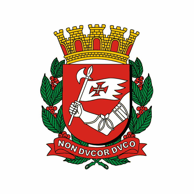 Badge of São Paulo
