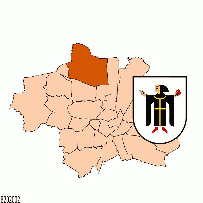 Stadtbezirk 24 Feldmoching-Hasenbergl