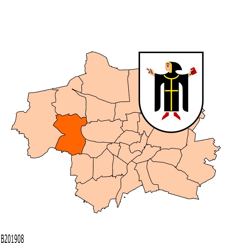 Stadtbezirk 21 Pasing-Obermenzing