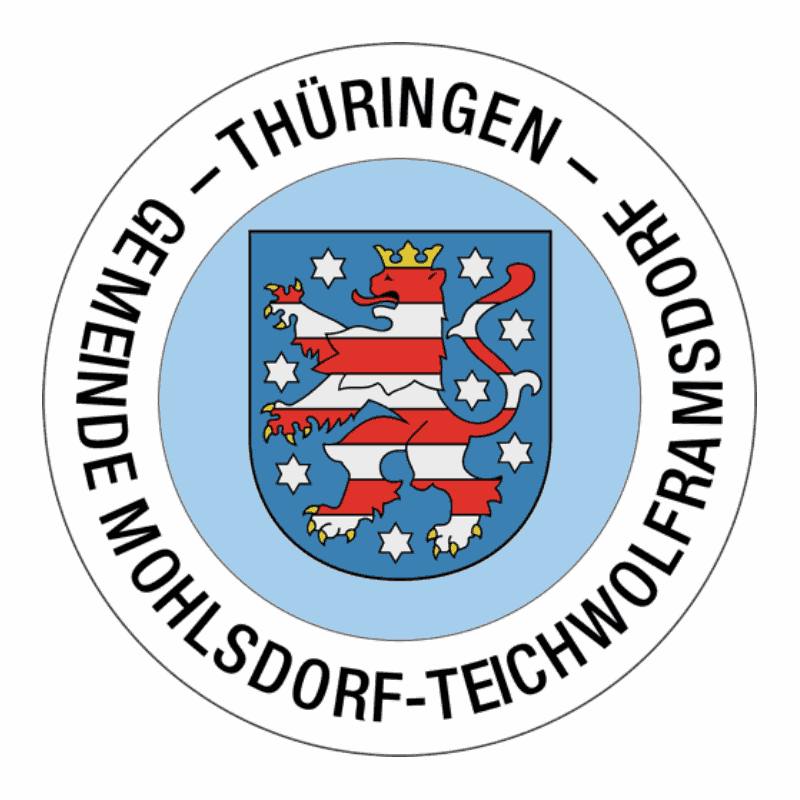 Badge of Mohlsdorf-Teichwolframsdorf