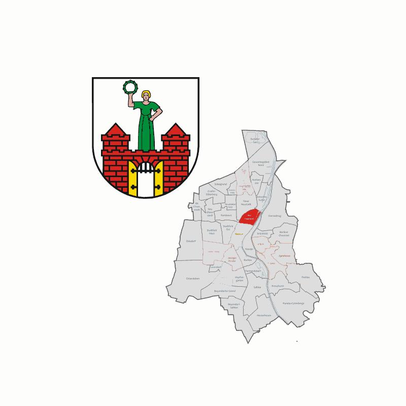 Badge of Alte Neustadt