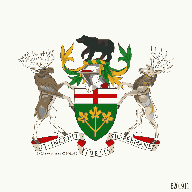 Badge of Ontario