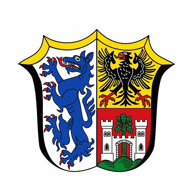 Badge of Landkreis Traunstein