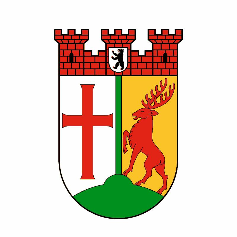 Badge of Tempelhof-Schöneberg