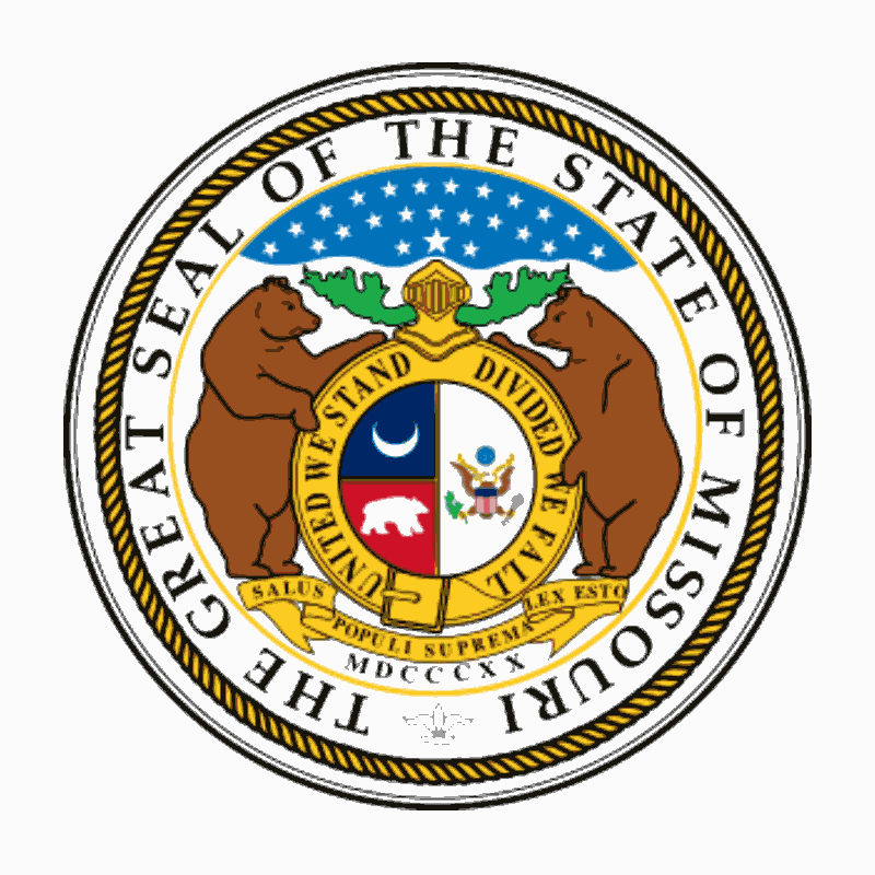 Badge of Missouri